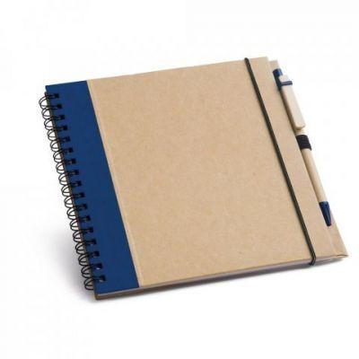 Notizbuch blau ST0043001