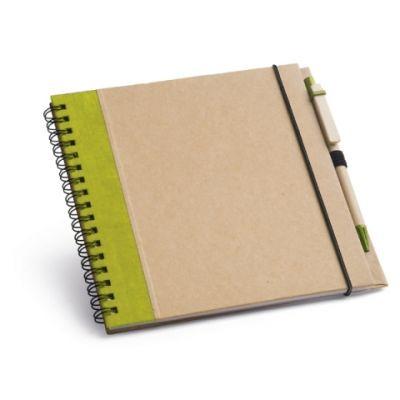 Notizbuch hellgrün ST0043002