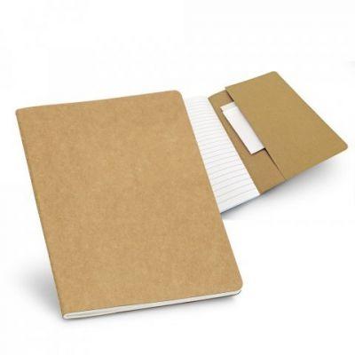 Umweltfreundliches Notizbuch natur ST0043200