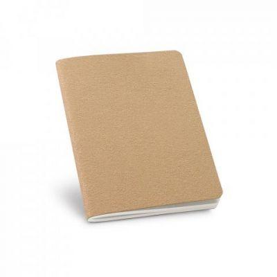 Umweltfreundliches Notizbuch natur ST0043500
