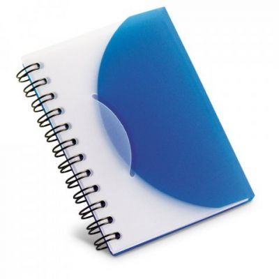 Notizbuch blau ST0044101