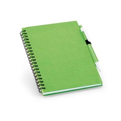Notizbuch hellgrün ST0044405