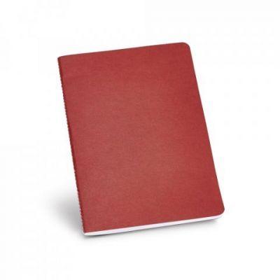 Notizbuch rot ST0045003