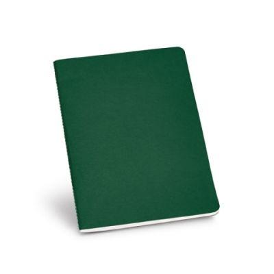 Notizbuch grün ST0045004