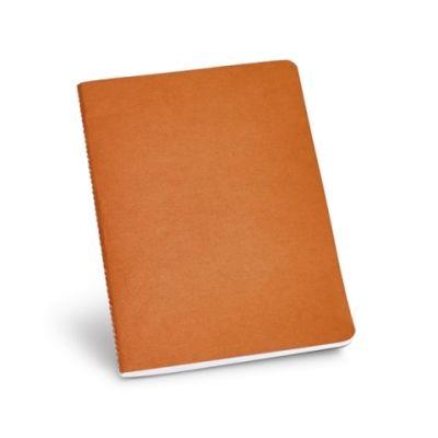 Notizbuch orange ST0045005