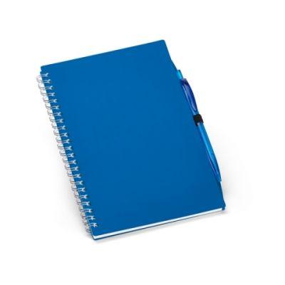 Notizbuch blau ST0045302