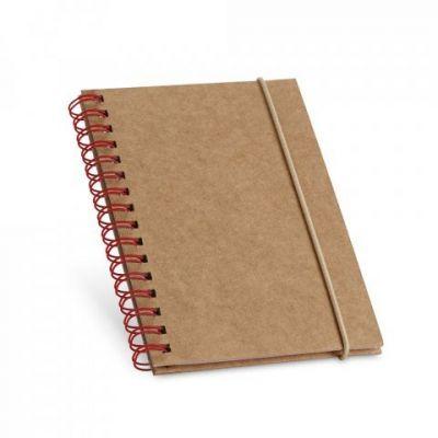 Notizbuch rot ST0046402