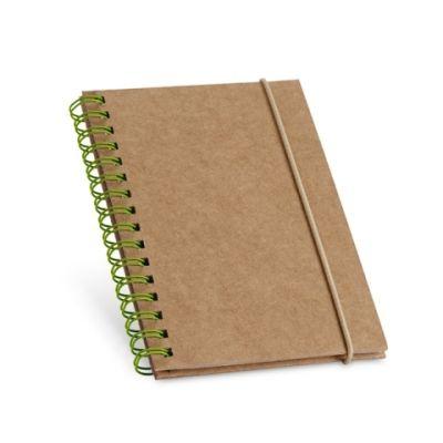 Notizbuch hellgrün ST0046404