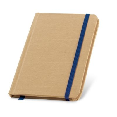 Notizbuch blau ST0046602