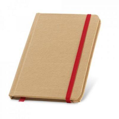 Notizbuch rot ST0046603