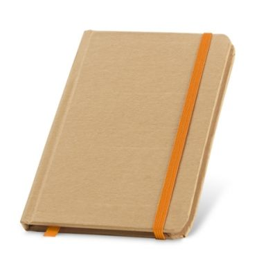 Notizbuch orange ST0046604