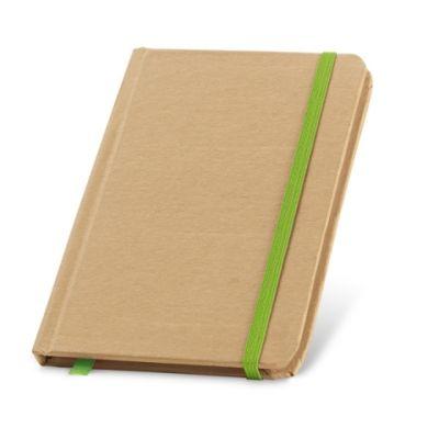 Notizbuch hellgrün ST0046605