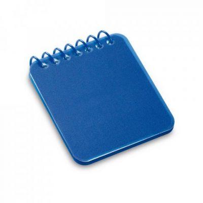 Notizbuch blau ST0046701