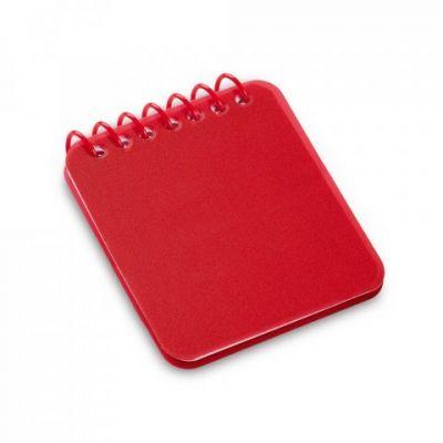 Notizbuch rot ST0046702