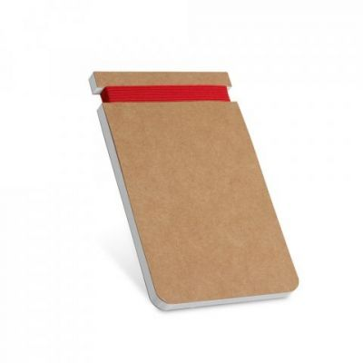 WILDE. Notizbuch rot ST0046801