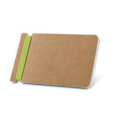 WILDE. Notizbuch hellgrün ST0046803