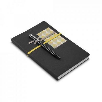 ROOTS. Notizbuch gelb ST0047002