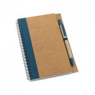Notizbuch blau ST0047202