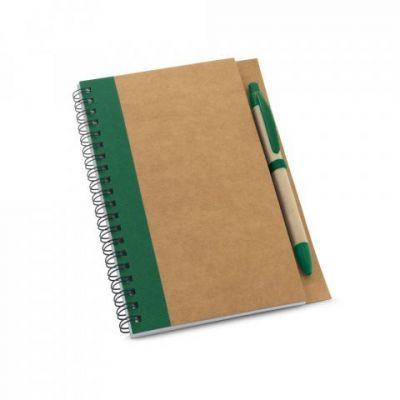 Notizbuch grün ST0047204