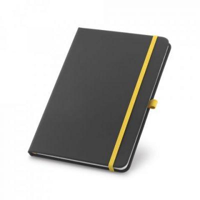 Notizbuch gelb ST0047402