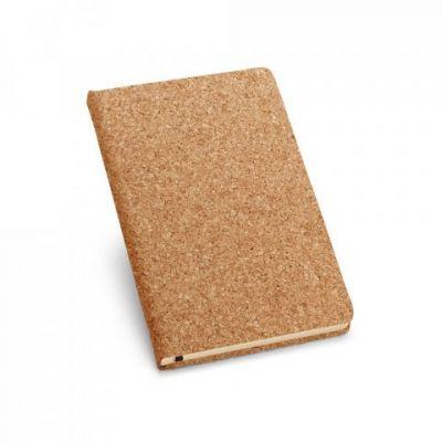 Umweltfreundliches Notizbuch natur ST0047600