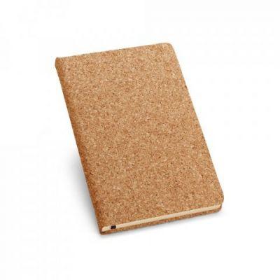 Umweltfreundliches Notizbuch natur ST0047700