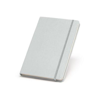 Notizbuch silber ST0048301
