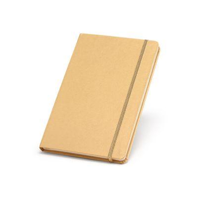 Notizbuch gold ST0048302