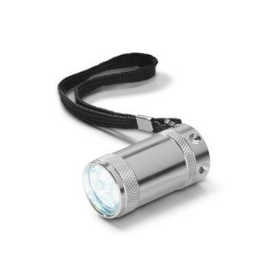 Taschenlampe silber ST0063302