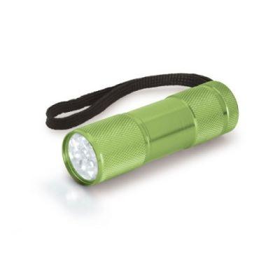 Taschenlampe hellgrün ST0063504