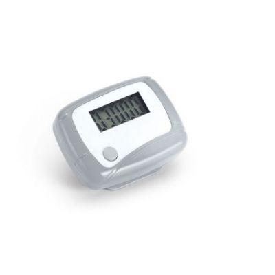 Schrittzähler silber ST0067600