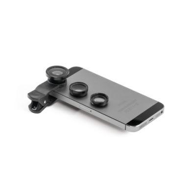 Universal-Mini Linsen Set schwarz ST0072800
