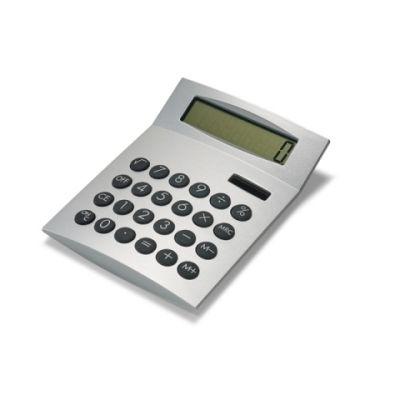Taschenrechner silber ST0073600