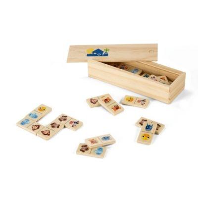 Domino Spiel bunt ST0109100