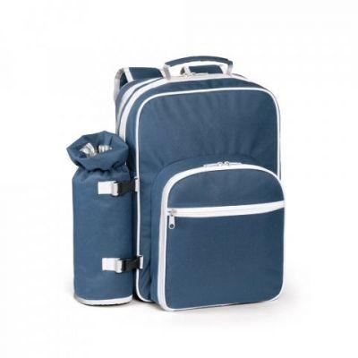 Thermo Picknickrucksack blau ST0080200