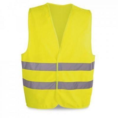 Warnweste gelb ST0081400