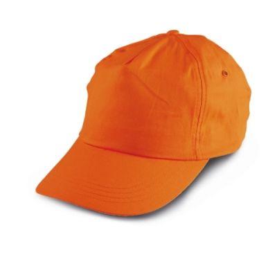 Baseball Cappy für Kinder orange ST0088504