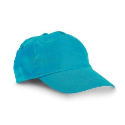 Baseball Cappy für Kinder hellblau ST0088505
