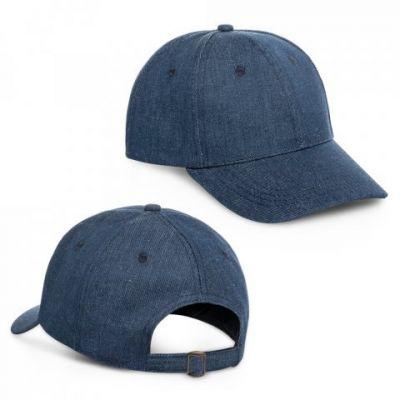 Baseball Cap mit 6 Segmenten blau ST0088600