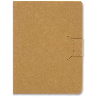 Notizbuch Eco Design mit Haftnotizen LT90869