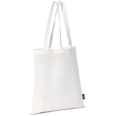 Tasche aus Non-Woven weiß 75g/m² LT91377