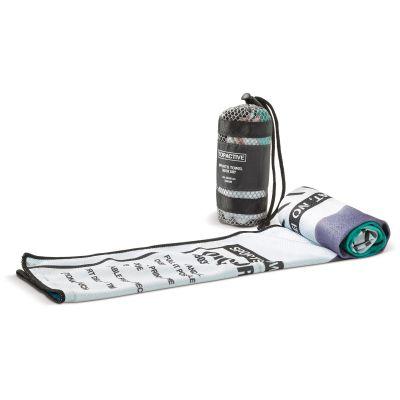 Fitness Handtuch mit custom made Druck und Beutel LT95038