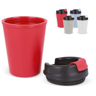 Doppelwandiger Kaffeebecher 350ml LT98830
