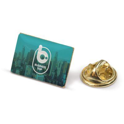 Metall Pin rechteckig LT99737