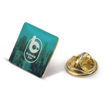 Metall Pin, quadratisch LT99744