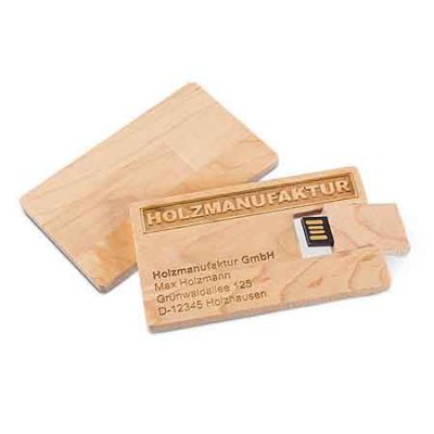 USB Card Holz (VS0027700)