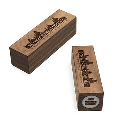Q-Pack Timber Square Nussbaum braun (VS0029700)