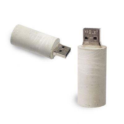 USB Stick Major Round grau (VS0034806)