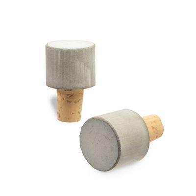 Flaschenverschluss Major Round grau (VS0043200)