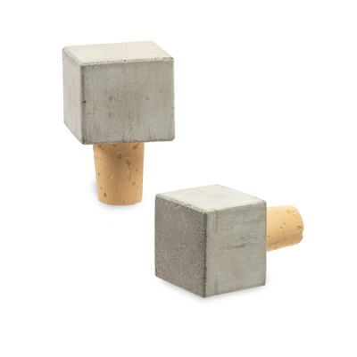 Flaschenverschluss Major Square grau (VS0043300)